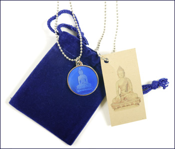 Blue Buddha from Jewerly for a Cause