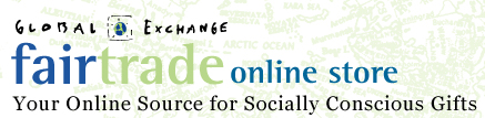 Global Exchange Fairtrade Online Store